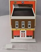 ✅custom Lionel Bark And Meow Pet Store City Building Accessory New Lionelville