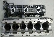 C 852-7738 Mercury Early-mid 80and039s Rebuildable Empty Block Inline 6 For Parts