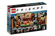 Lego Ideas Central Perk 21319 Friends The Television Series Brand New Sealed