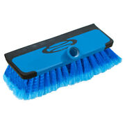 Sea-dog 491075-1 Boat Hook Combination Soft Bristle Brush And Squeegee