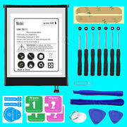 4100mah Substitutable Battery Or Toolset For Alcatel A30 Tablet 9024w T-mobile