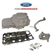 2016-2021 Mustang Gt350 Gt500 5.2l Ford M-6675-m52s Engine Oil Pump And Pan