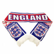 Scarf England National Team Football Ultras Soccer Fan Scarves Country World Cup