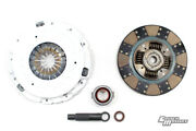 Clutch Masters Stage 3 Fx350 Kit For 2017-2019 Honda Civic Type R Ctr Fk8 Turbo