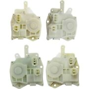 Door Lock Actuator For 98-2002 Honda Accord Sedan Front And Rear Left And Right