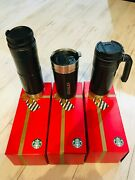 Starbucks Japan Stanley 2019 Stainless Grip Handle One-hand Tumbler Cup 3 Set Fs
