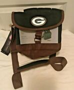 Picnic Time Nfl Green Bay Packers 6-bottle Insulated Beer Caddy With Integrated