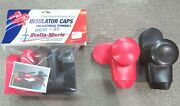Marine Boat Motor Battery Terminal Boots Swivel Insulator Covers Made In The Usa