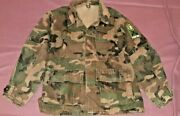 Croatian Homeland War 1991y-authentic Military Jacket With Zng Rh Insigniarare