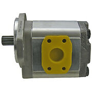 Fits Ford Fits New Holland Loader Backhoe Hydraulic Pump For 550 535 555 D1nn600
