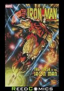 Iron Man The Mask In The Iron Man Omnibus Hardcover 688 Pages New Hardback