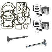Rebuild Kit For Some Fits Briggs And Stratton Opposed Twin Cylinder Engine 16hp-