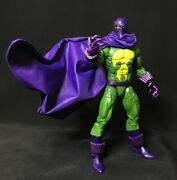 Su-c-pr 1/12 Wired Fabric Cape For Marvel Legends Prowler No Figure