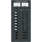 Blue Sea Systems 8082 Dc 10 Position Toggle Branch Circuit Breaker Panel
