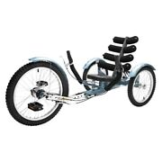 Mobo Shift The World's First Reversible 3-wheeled Cruiser, Adult