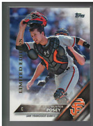 2016 Topps Limited Baseball Cards 251-500 A4477 - You Pick - 10+ Free Ship