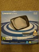 Linksys Wrt160nl Wireless-n Broadband Router With Storage Link