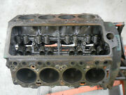 1961 Buick 364 Cubic Inch Engine Block And Caps 61 Bare Block Standard Bore Good