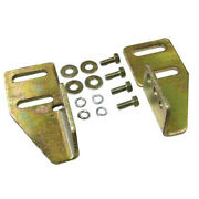 Seat Bracket Set For Mahindra - White - Fits Cub Cadet Tractor Flip-style Seats