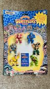 Unopened Monster Wrestlers In My Pocket Special Pack Matchbox 1994 Carded Mini