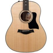 Taylor 317e Grand Pacific Acoustic Electric Guitar In Natural