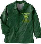 95th Training Division Fort Sill-ok Usar Army Embroidered Lightweight Jacket