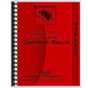 International Harvester 4500 Vibra Shank Cultivator Operatorand039s Manual