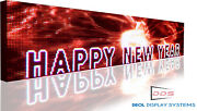 19 X 76 Programmable Must Buy Increase Sales - Image/ Text/animation Led Sign