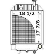 D2nn8005d Tractor Radiator Fits Ford 650 6500 With Oil Cooler