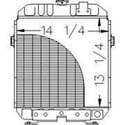 Sba310100431 Radiator Fits Ford Tractor 1110 1210 1310