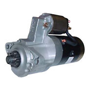 Compact Tractor Starter Fits New Holland 1320 1530 1620 1630 1715 1720 1920 1925