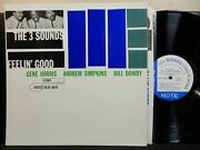 The Three Sounds Feelinand039 Good Lp Blue Note Bst 84072 Stereo Rvg Ear 1963 Jazz