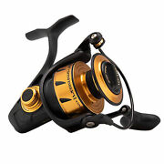 Penn Ssvi4500 Spinfisher Vi Sealed Body And Spool Spinning Fishing Reel Gold