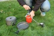 Multi-use Apg Portable Camping Gas Stove Oil-burning Boiler Type Split Structure