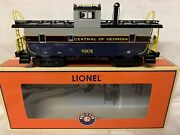 Lionel Smoking Central Georgia Ns Heritage Ca-4 Caboose 6-27685 Norfolk Southern