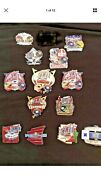 Lot Of Eighteen 18 2007 Ny Giants Playoffs/2008 Superbowl Xlii 42 Champs Pins