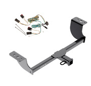 Trailer Tow Hitch For 05-07 Chrysler 300 08-14 Challenger 06-10 Charger W/wiring