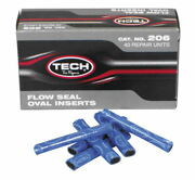 Tech Tire Repairs Replacement Seal Plug Inserts 150249 Cat. No.206