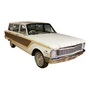 Ford Xm-xp Wagon Rubber Kit - Soft Bailey Channel