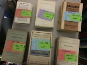 Goodspeedandrsquos Book Shop Catalog Collection 1904-1968+the Booksellers Apprentice