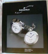 Audemars Piguet Reference Book For Vintage Watches And Pocket Watches
