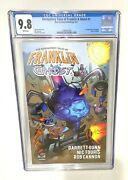 Derogatory Tales Of Franklin And Ghost 1 2017 Cgc 9.8 Rare Optioned Rats Crows