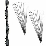 60 Olson 5 - 130mm / 41tpi Spiral Scroll Saw Blades Plain Ends. Made In Germany