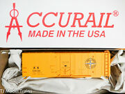 Accurail Ho 3129.1 Rd 19636 Ann Arbor 40and039 Insulated Plug Door Boxcar Kit