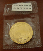 China 2001 Gold 1 Oz Panda 500 Yuan Original Mint Sealed Bu