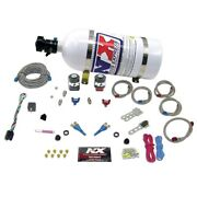 Nitrous Express 20115-10 Ford Efi Dual Nozzle 100-300hp With 10lb. Bottle