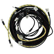 Quality Wiring Harness Made For Minneapolis Moline 6v Generator System Model 60