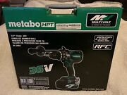 Metabo Hpt 1/2 Cordless Hammer Drill 36 V , 2 Batterys And Charger.