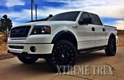 Painted 04-08 Ford F150 Bolt On Oe Fender Flares Smooth Factory Color Match