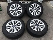 """2018 Ford F150 Stx 20"""" Factory Oem Alloy Wheels And Tires 2004-2019 Factory"""